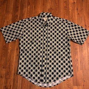 Supreme Button-Up Shirt, Size: Medium